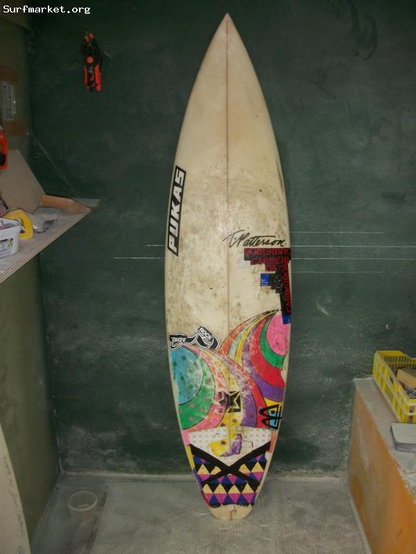 Anuncios segunda mano tablas de surf tabla de surf pukas 6 0 - Tablas de surf personalizadas ...