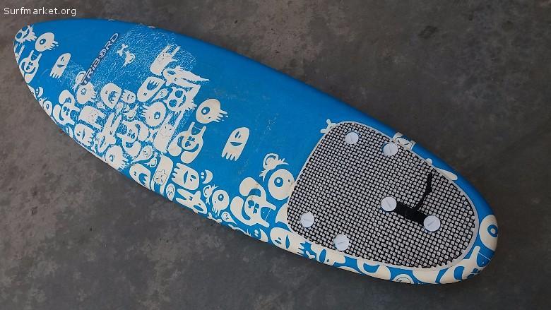 b5ffcb1548209 TABLA DE SURF TRIBORD INICIACION NIÑOS 6.0 segunda mano