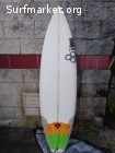 Al Merrick Black and White 5'11 x 27.8L