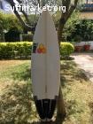 Al Merrick - Channel Island TLOW 5'9''