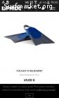 Aletas Bodyboard Vulcan V2