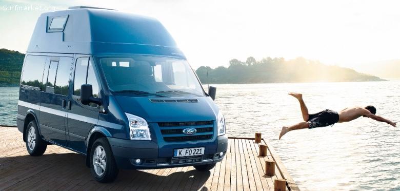 Anuncios segunda mano alquiler de furgonetas camper - Segunda mano camping ...
