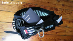 Arnés + gancho de kitesurf y windsurf marca Da Kine