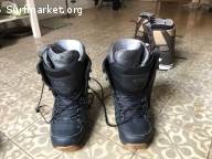 Botas snow hombre thirty two lashed