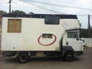 Se vende camion Nissan vivienda