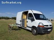 Renault Máster Camper