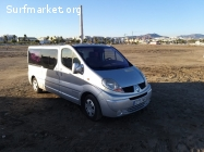 CAMPER Renault trafic 2007 H1L2