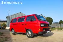 VW Caravelle T3 1.9TD