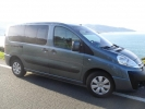 citroen JUMPY 08 + (cama) 8 plazas