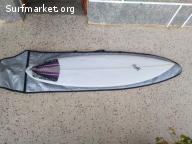 Tabla Surf Corpus Surfboards 6'3''