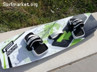 Equipo Kite Surf Ocean Rodeo completo
