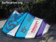 Equipo kitesurf 2014 completo