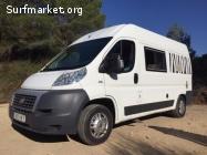 Fiat camper L2H2 2012