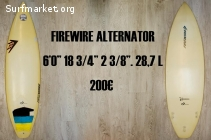 Tabla Firewire Alternator 6'0''