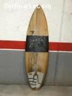 Tabla Surf Firewire Timbertek 6'0