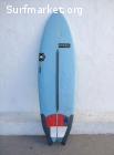 "Fish 5'10"" Wenzel shape"
