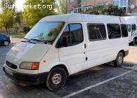Ford Transit Furgoneta Viviendo