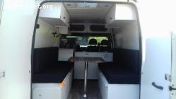 Ford Transit Semielevada Camper