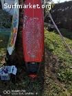 Tabla surf Full&cas 6'6'' Pin Tail