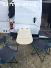 Furgoneta camper NV200