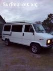 Vendo furgoneta camper
