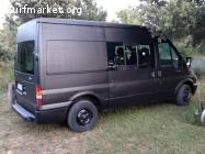 Ford Transit para camper