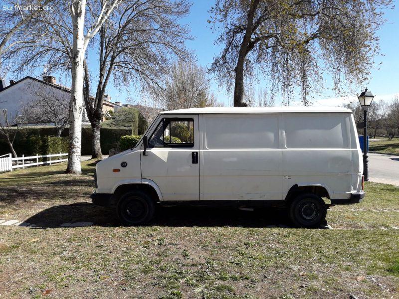 Vendo furgoneta peugeot j5 camper en madrid segunda mano for Vendo furgoneta camper