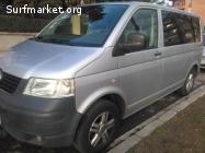 Furgoneta VW Transporter T5
