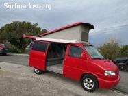 Furgoneta Volkswagen Multivan T4