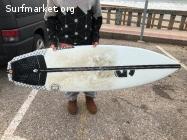 GS Tomahawk 5'10 / 30 litros