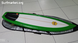 "Vendida. Honey Sandman 5'11"" x 33.2L"