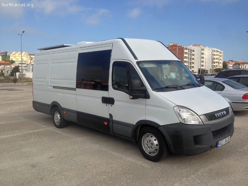 Iveco CamperVan 6 seats / persons READY TO GO