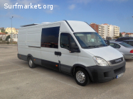 Iveco CamperVan 6 seats