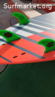 JP SUP Surf Pro 8'6 x 113 L