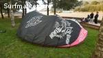 kite sin barra 2010rebel 12metros