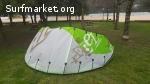 kite sin barra 2012rebel 10metros