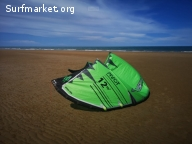 Kite PIVOT NAISH 12m 2019, King of the Air