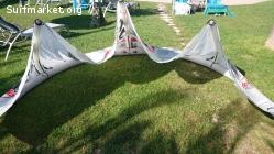 Kitesurf Waiman 9m
