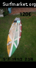 Legend Surfboards 5'7'' Fish