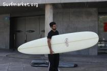 Longboard 9'2 Claudio Pastor