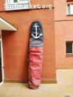 Tabla de surf Longboard Rip Curl Madera 9'0''
