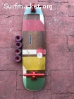 Longboard Loaded Cantellated
