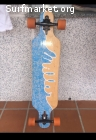 Longboard Miller Seaside 38""