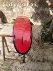 Longboard Santa Cruz 10'2 Epoxy