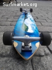 "Longboard Skate Sector 9, 46"""