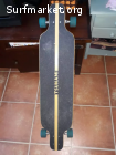 Skate Longboard TSUNAMI