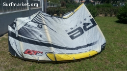 Material completo de kitesurf