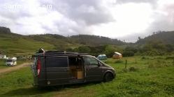 Mercedes Benz Vito 111 cdi Camper