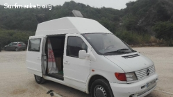 Mercedes vito camper vivienda