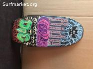 Mini skateboard decorativo